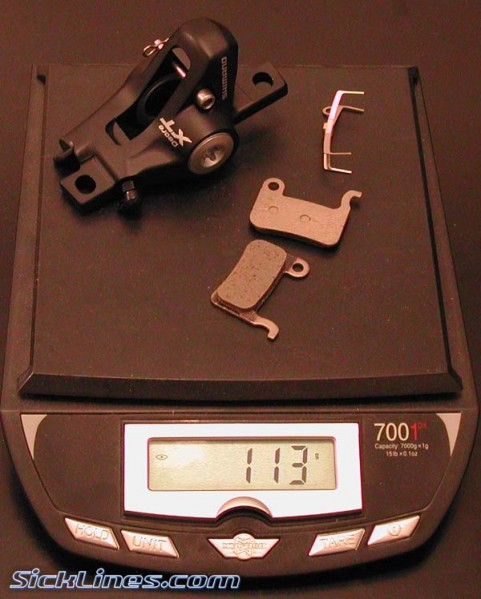Shimano XT 2008 Caliper Disc Brake