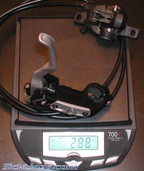 Shimano XT 2008 M775 Rear Disc Brake