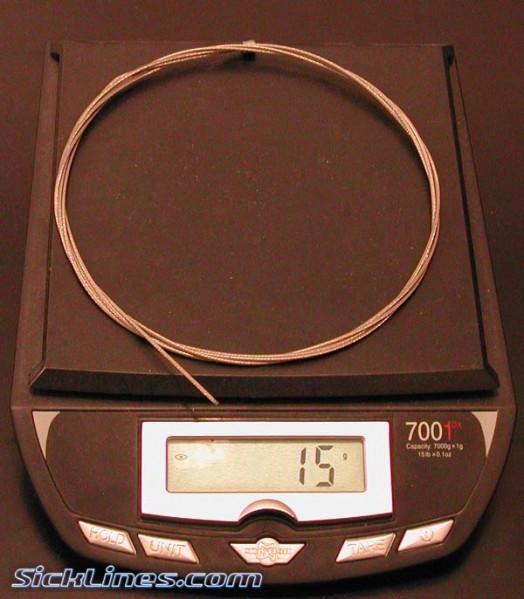 Shimano XT 2008 shift cable