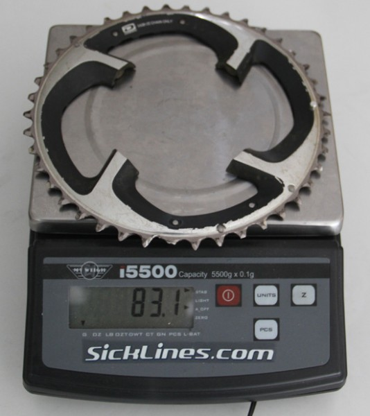 2011 Shimano XTR M980 42t chainring