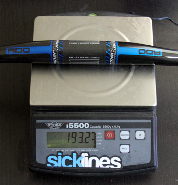 niner-rdo-780mm-flat-top