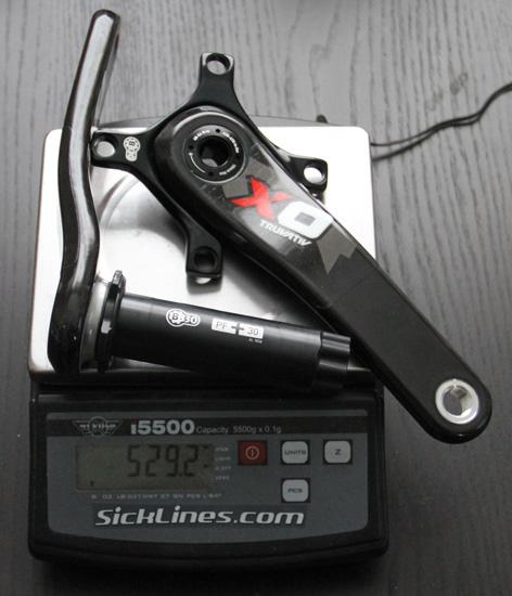 sram-x0-dh-165mm-pf30-bb30