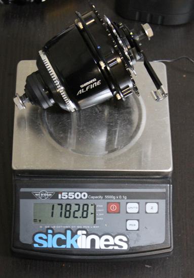zerode-g2-alfine-hub