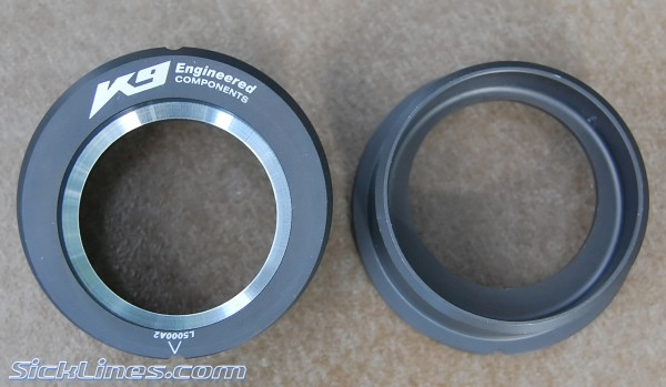 K9 Angle Reducer Cups