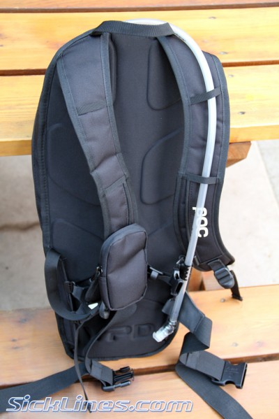 2012 POC Sports Spine VPD Hydration pack