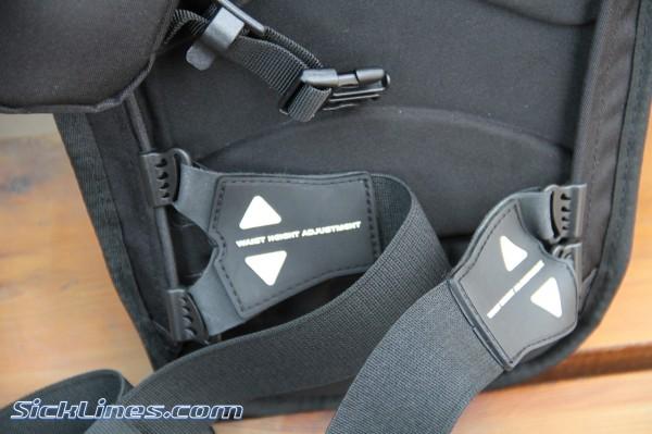 2012 POC Sports Spine VPD Hydration pack