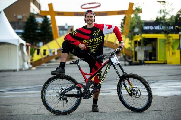 Steve Smith - Mont Saint Anne (photo: Sven Martin)