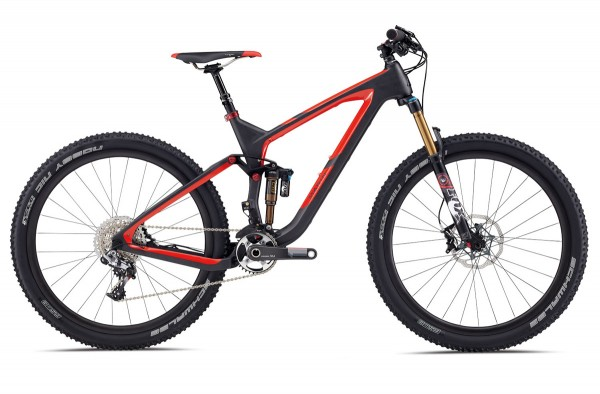 , 2014 Marin Bikes add 27.5 to the lineup | Attack Trail & Mount Vision Carbon