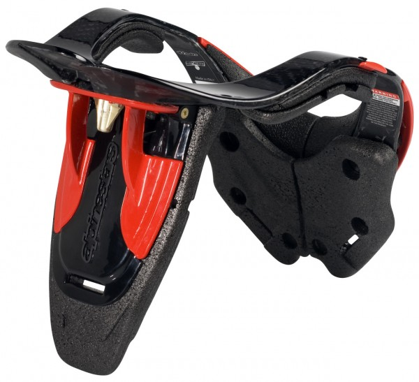 Alpinestars Bionic Neck Support Carbon