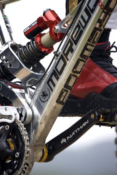 Morewood Kenda Team Race Face FR Cranks