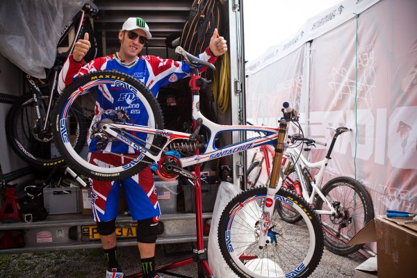 , Video: This is Peaty – Episode 5 – Worlds 2012 Leogang Austria