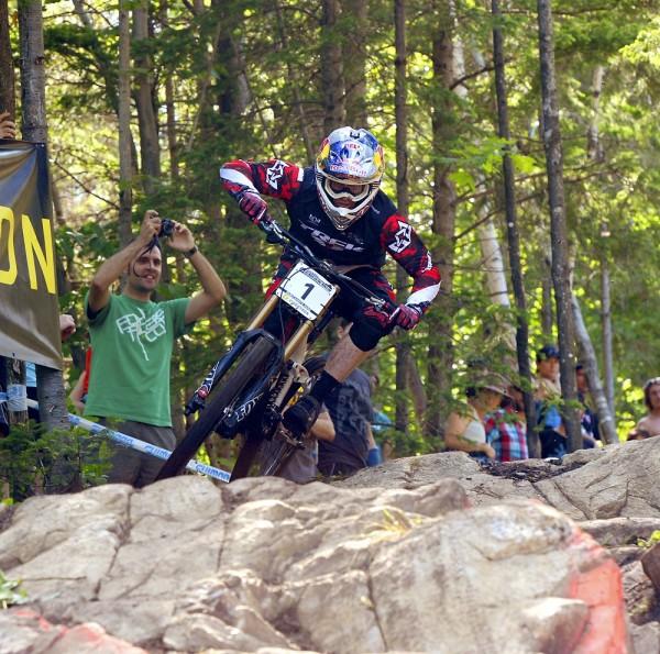 Royal Racing and Trek World Racing - Aaron Gwin
