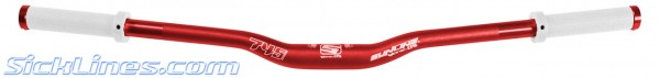 2009 2010 Sunline Limited Edition V1 Handlebar  and Grips