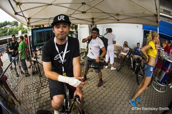 , Bratislava City Urban Downhill Race
