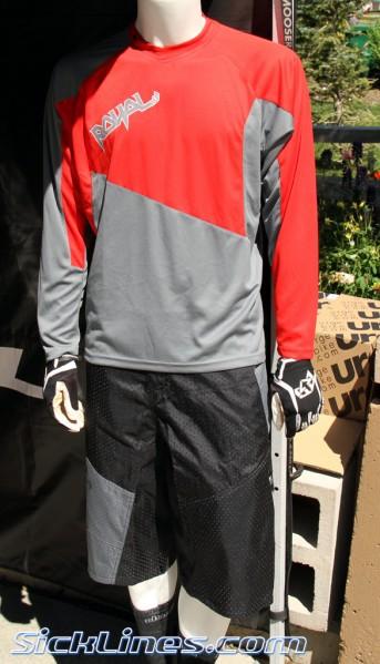 2012 Royal Racing Ride longsleeve jersey