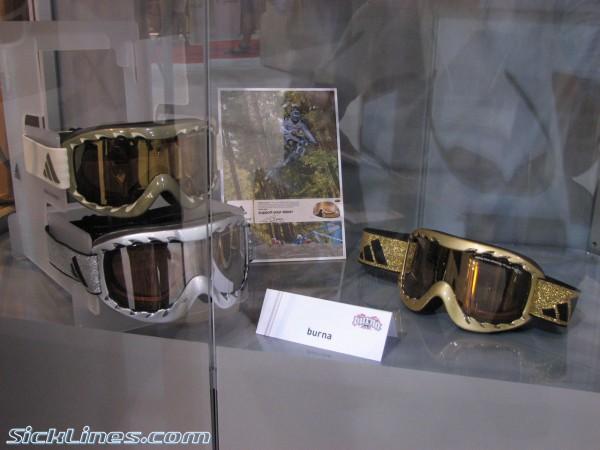 2007 Adidas Burna goggles