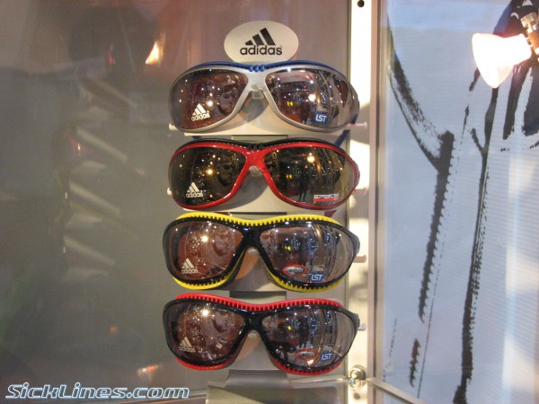 2007 Adidas Elevation sunglasses