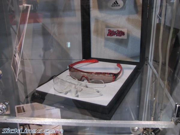 2007 Adidas EvilEye sunglasses
