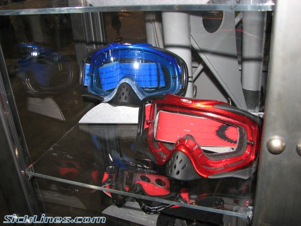 2007 Oakley Crowbar goggles