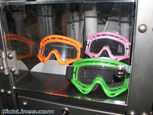 2007 Oakley MX O Frame goggles