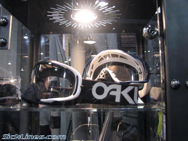 2007 Oakley Crowbar retro goggles