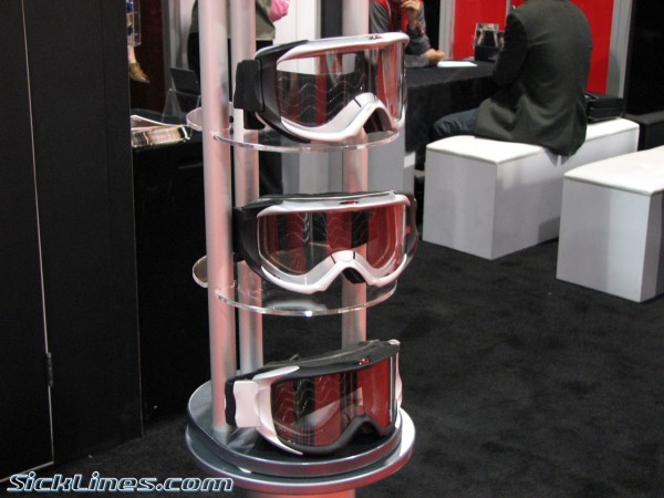2007 Ryders Vapor MX goggles