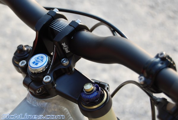 Point One Racing Split Second Direct Mount stem
