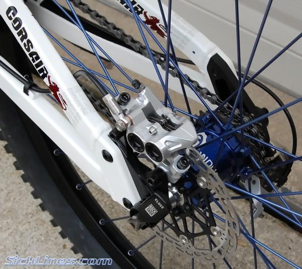 Hope Tech M4 brakes