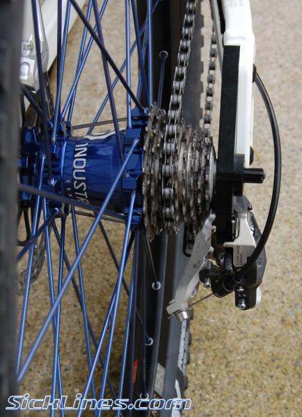 drivetrain detail