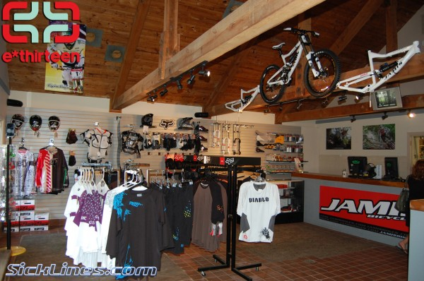 bike shop / store