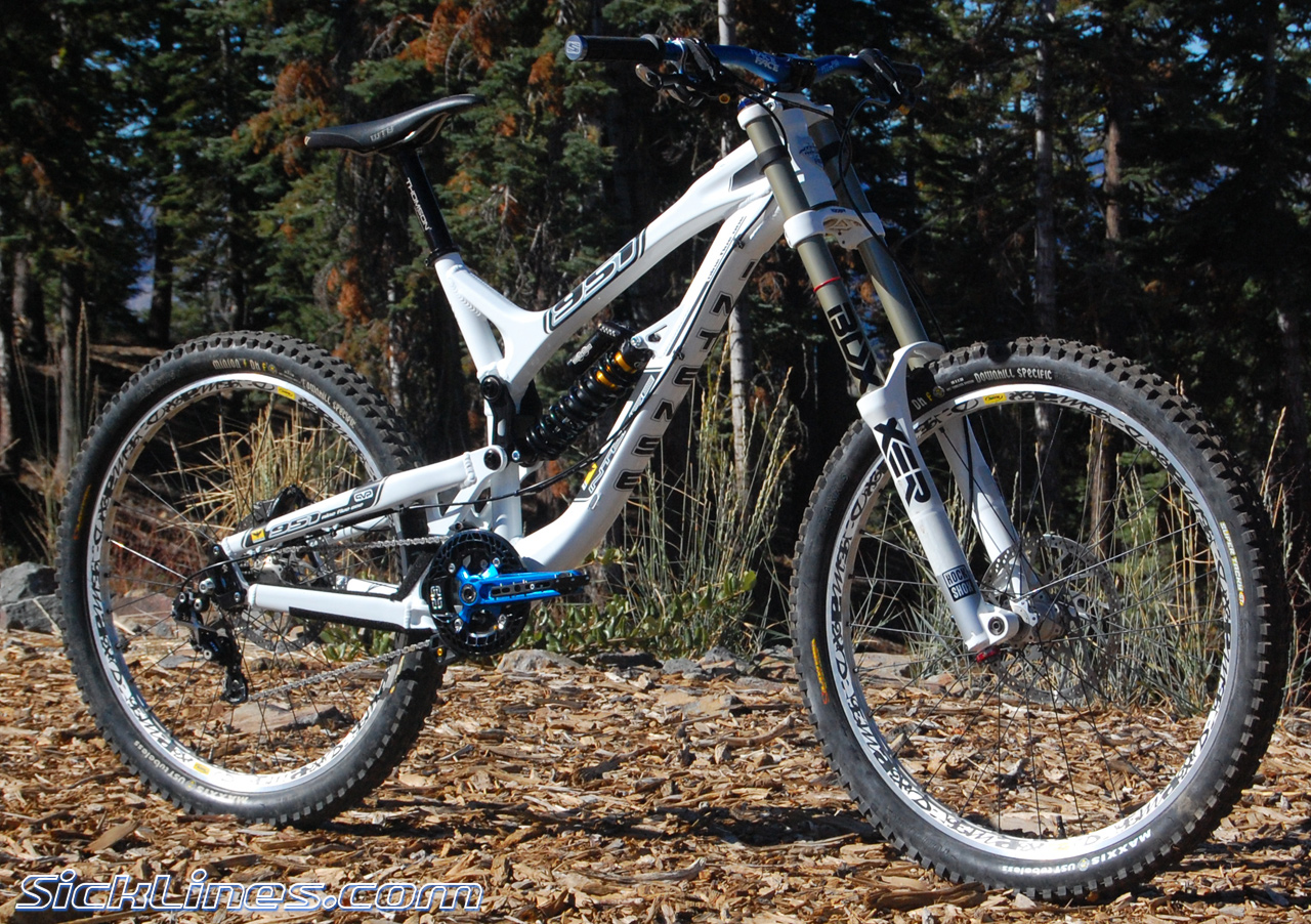 Project Intense 951 Fro Sick Lines Mountain Bike Reviews