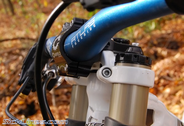 Canfield Brothers boxxer direct mount stem