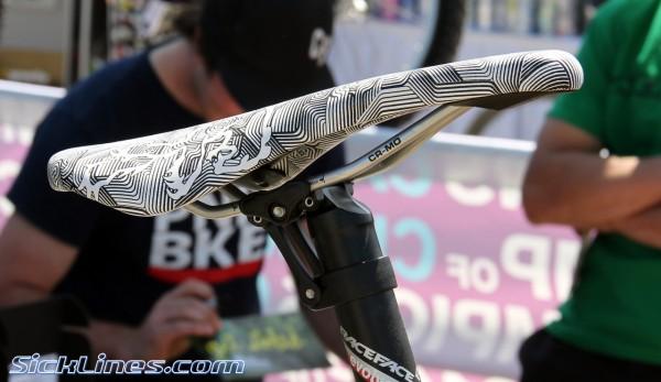 2011 Chromag saddle