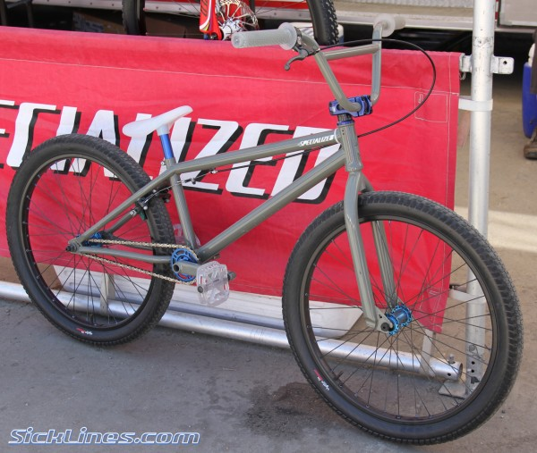 2011 Specialized P24 bike