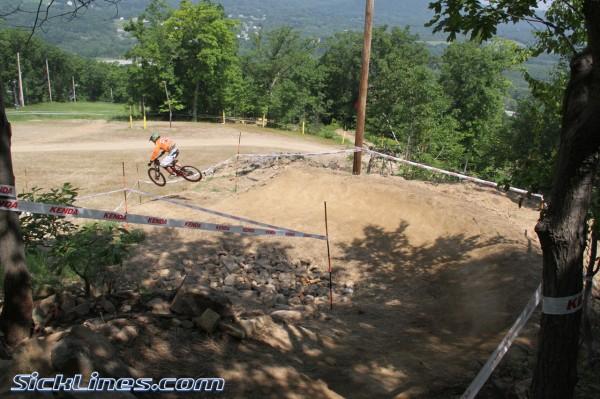 2010 U.S. Open course