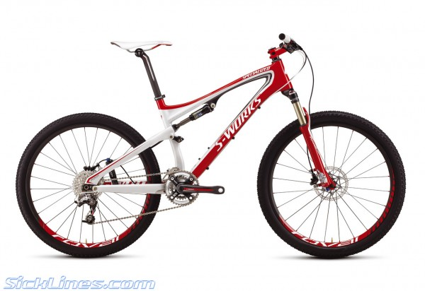 2011 Specialized Epic 26