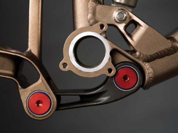 2011 Niner W.F.O 9 bike