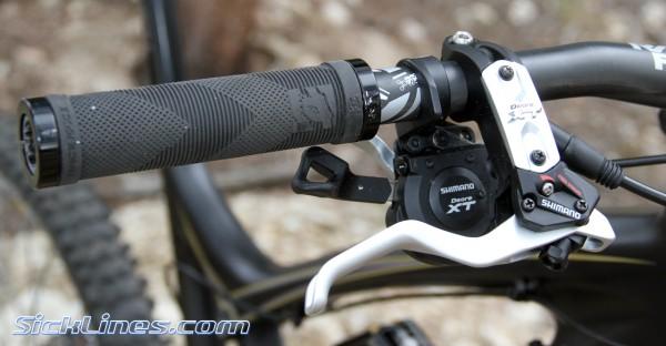 Shimano XT brakes