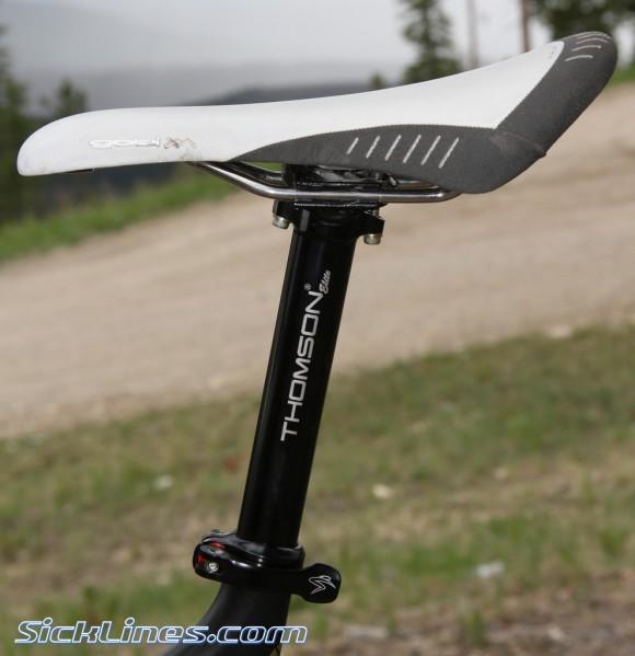 Fizik Gobi XM saddle