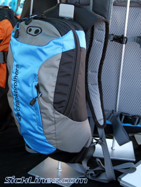 2012 Crank Brothers Ascender Backpack Sick Lines Gallery