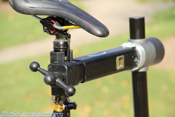 Feedback Sports - Sport Mechanic Work Stand Adjustable Clamp