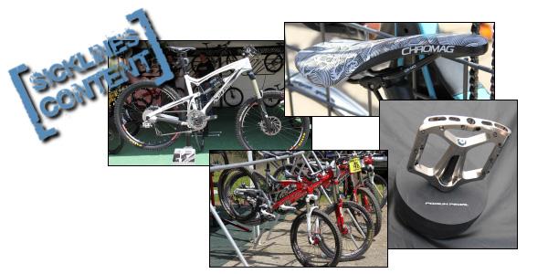Chromag, Point One Racing, Santa Cruz