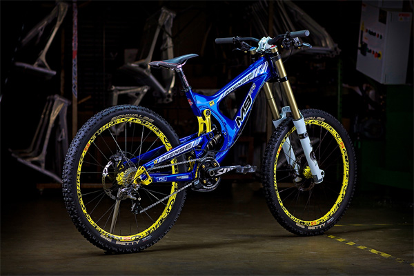 2011 Intense Cycles M9 Fro Details Announced Sick Lines