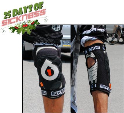 Spotlight Six Six One D3o Evo Pads Sick Lines Mountain Bike