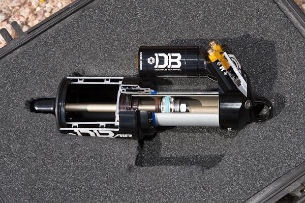 , Preview: 2012 Cane Creek Double Barrel Air DBAir