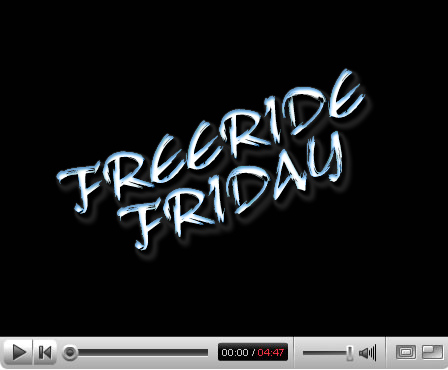 , Freeride Friday