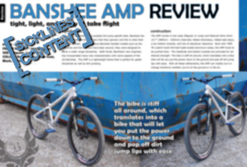 Banshee AMP Review