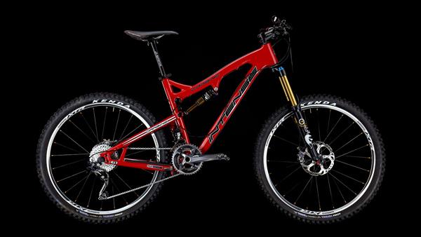 2012 Intense Cycles Carbine Carbon Fiber Mountain Bike Sick