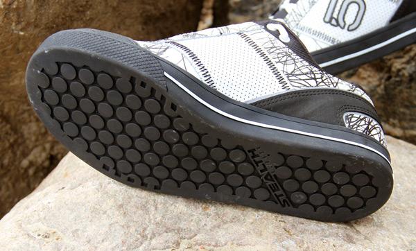 Five Ten Freerider Shoe Sick Lines Mountain Bike Reviews News