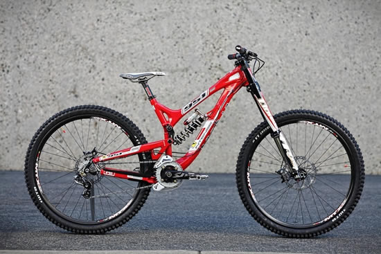 Intense 2951 Prototype 29er DH Bike